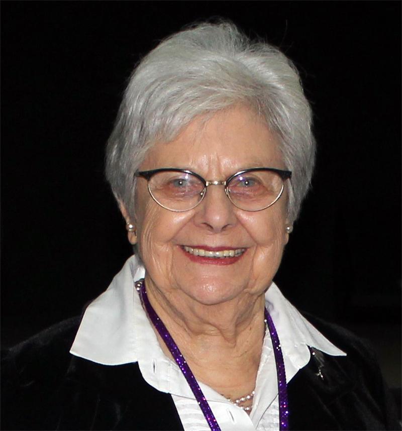 Mary Paton OAM