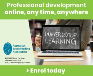 Professional development modules
